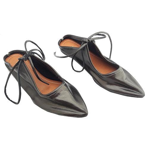 Sapato Rene Café Envernizado MM23