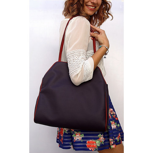 Bolsa Arianna Roxa MM92