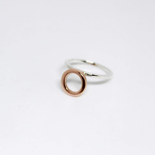 anel mini ciclo rosé