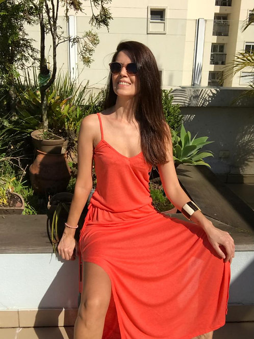 Vestido Val Coral  MM82