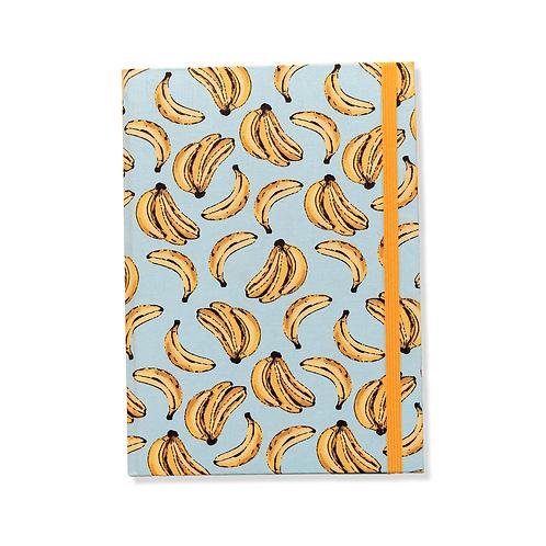 Caderno Bananas MM85