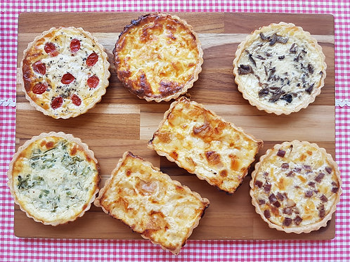 Quiche de Abobrinhas  MM57