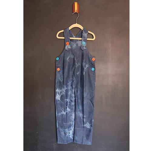 Macacão Tie Dye Jeans MM11