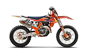 450 SX-F Herlings Replica