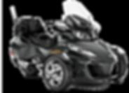 Can-Am Spyder RT LTD, Vos Oss Motoren