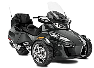 Can-Am Spyder RT LTD, Vos Oss Motoren