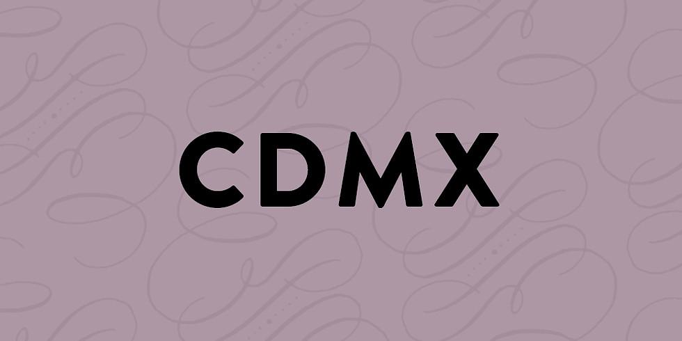 ACUARELA Y FLORITURAS - CDMX - 5 de MARZO