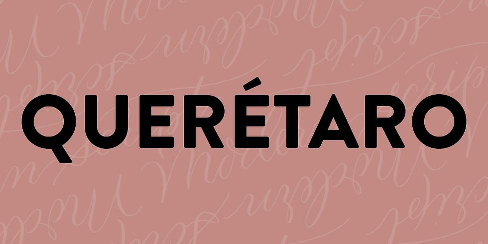 QRO - CALIGRAFÍA MODERNA / Sketching Primaveral - 9 de MARZO
