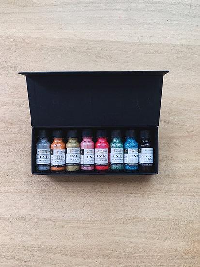 Set tintas metálicas