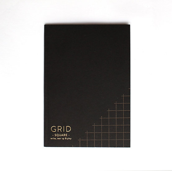 Notebook Grid Square