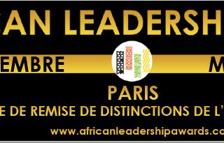 African Leadership Awards 2018,Paris