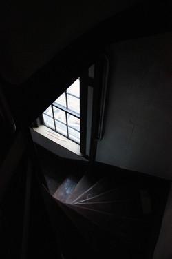 """Should I come down?"""