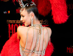 Principal Dancer of Paris Moulin Rouge