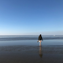 Spaziergang Wattenmeer