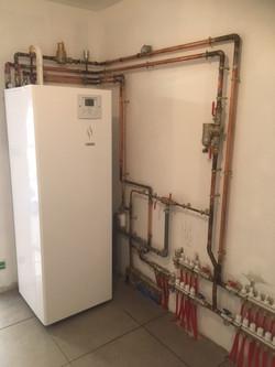 module pompe à chaleur