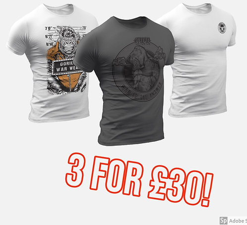 3 for £30 - TITAN BUNDLE