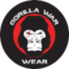 Gorilla War Wear UFC Fighters Sponsors BJJ and MMA Superstore logo