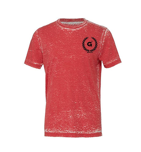 LEGACY FORTUNA T SHIRT - RED PAPYRUS