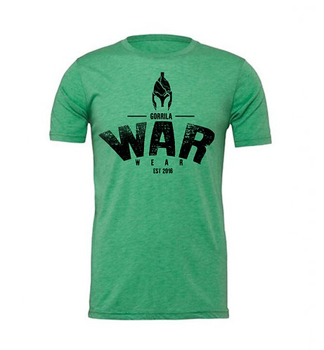 SPARTA BAMBOO BLEND T SHIRT -HEATHER JADE