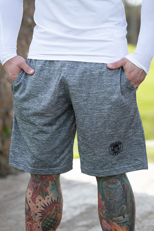 ICE DRY  - E-vAPE COMBAT SHORTS - CARBON