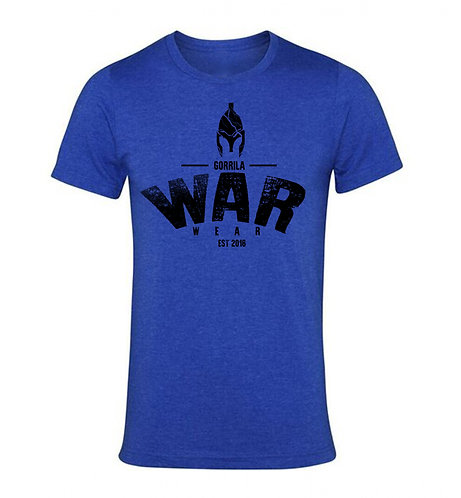 SPARTA T SHIRT - ELECTRIC BLUE