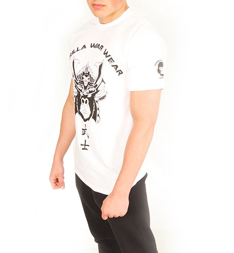 Kirisute Gomen T shirt - Arctic White