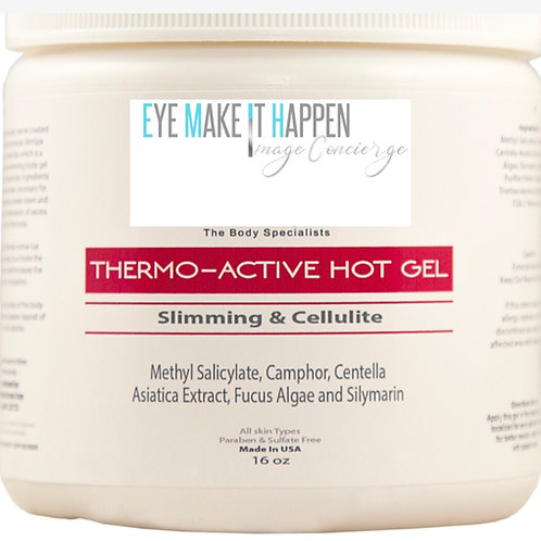Thermo-Active Hot Gel 16oz.