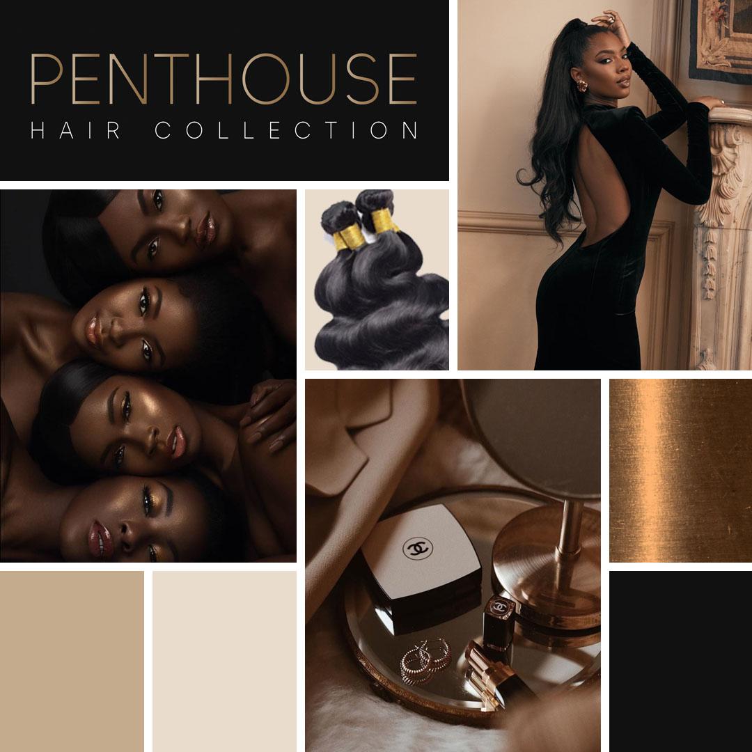 penthouse brand board