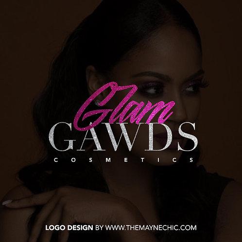 Custom Text Logo Design