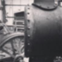 smoke box riveted door ring