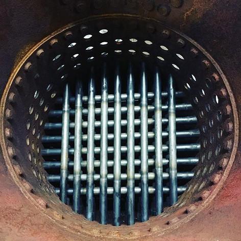 New boiler tube going in this week #boilertube #boiler #steam #steamengine #steampump #shandmason