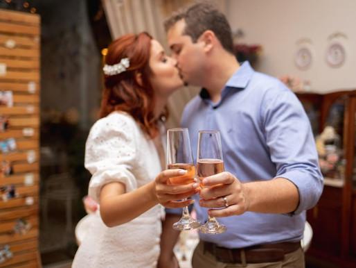 Miniwedding - O casamento que veio pra ficar.
