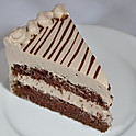 Vegan Mocha Chocolate Cake
