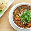 20. Spicy Noodle Soup