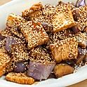 68. Sesame Eggplant Tofu