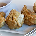 6. Pot Stickers (Fried or Steamed)