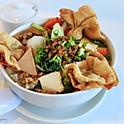 23. Wonton Vegetable Noodle Soup