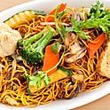 28. Stir Fried Vegetable Chow Mein