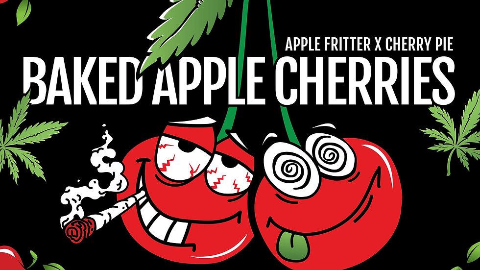 Baked Apple Cherries