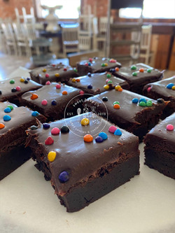 Out of This World Brownies