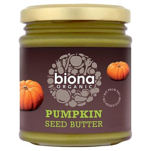 Biona Organic Pumpkin Seed Butter, 170 g