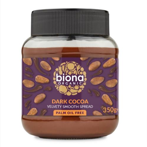 Biona Organic Dark Chocolate Spread, 350 g