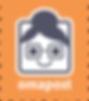 Omapost_logo_postzegel_vast aan bovenkan