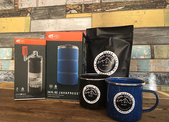 'Van Life' Trail Coffee Kit