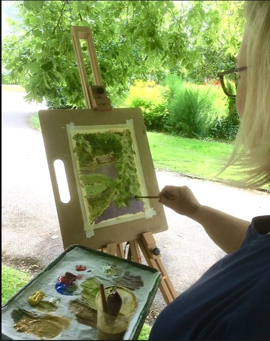 en plein air classes