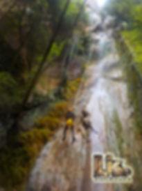 canyoning torrentismo forra del casco umbria