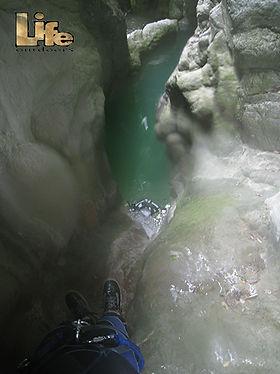 Canyoning Umbria Toboga