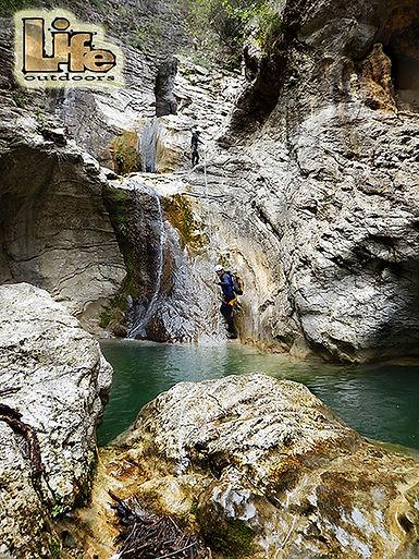 Canyoning Torrentismo Umbria Prodo