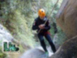 Canyoning Torrentismo Umbria Forra del Casco