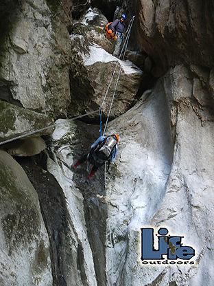 Canyoning_Umbria